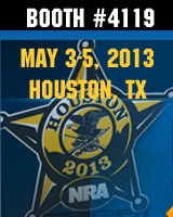 Visit us at the NRA show in Houston!
