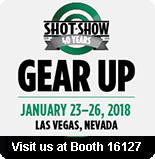 Visit us at Shot Show 2018!