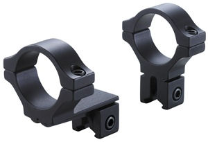 "BKL 1"" Offset Dovetail Rings"