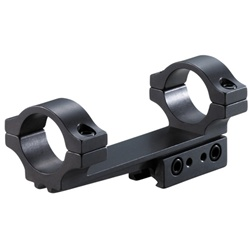 "BKL 1"" 14-mm Dovetail Offset Unitized Scope Mount"