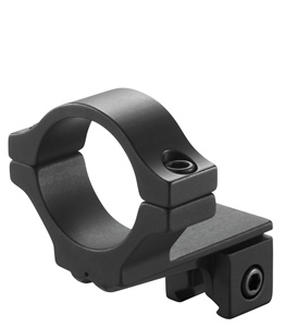 "BKL-374 0.6"" Offset Dovetail Ring - Single"